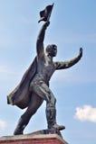 Русская статуя Стоковые Фото