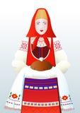 русская традиция Стоковое Фото