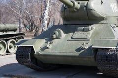Русские баки Стоковые Изображения RF