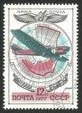Русские воздушные судн, TB 1 Стоковая Фотография