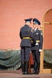 русские воины 2 Стоковое Фото