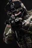 Русские вооруженные силы страны Стоковая Фотография RF