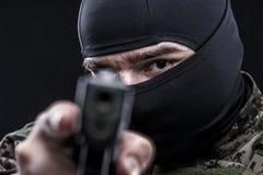 Русские вооруженные силы страны Стоковые Изображения