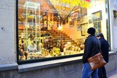 Русские сувениры Стоковое Изображение