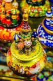 Русские сувениры Стоковое Изображение RF