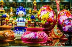Русские сувениры Стоковые Изображения