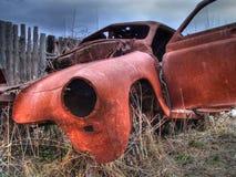 русский автомобиля стоковое изображение rf