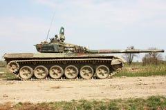 Воинский бак Стоковые Фотографии RF