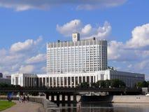 русский Дома правительства федерирования Стоковая Фотография
