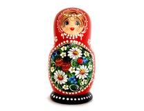 русский куклы Стоковая Фотография