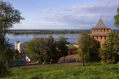 русский ландшафта Стоковая Фотография RF