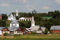 русский ландшафта Стоковое Изображение RF