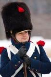 Русский мушкетёр Стоковое Фото