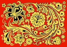 Русский орнамент Стоковые Фотографии RF