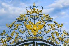русский орла имперский Стоковая Фотография