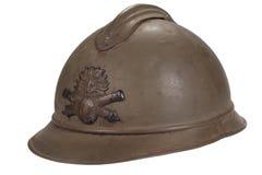Русский период шлема WW1 Стоковые Изображения
