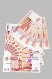 русский рублевки стоковое изображение rf