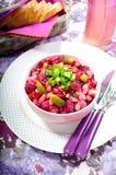 Русский салат Стоковые Изображения