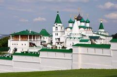 Русский скит в лете стоковая фотография