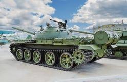 Русский танк T-62 Стоковые Изображения RF