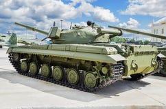 Русский танк T-64 Стоковое фото RF