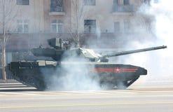 Русский танк T-14 Стоковое Изображение