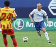 русский футбольной лиги премьер-министр Стоковые Изображения RF