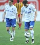 русский футбольной лиги премьер-министр Стоковая Фотография