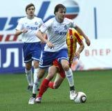 русский футбольной лиги премьер-министр Стоковые Изображения