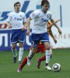 русский футбольной лиги премьер-министр Стоковое Изображение RF