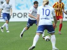 русский футбольной лиги премьер-министр Стоковая Фотография RF