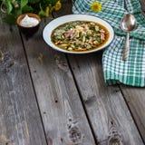 Русский холодный суп Стоковое Фото
