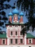 русский церков правоверный Стоковое Изображение