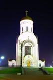 русский церков Стоковая Фотография