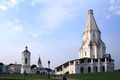 русский церков стоковые изображения