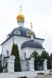 русский церков Стоковые Фотографии RF