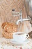Русский чай Стоковая Фотография