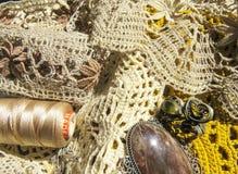 Русский шнурок катушкы Стоковое Изображение RF