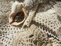 Русский шнурок катушкы Стоковые Фото