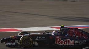 РУССКИЙ 2014 Grand Prix ФОРМУЛЫ 1 Стоковая Фотография