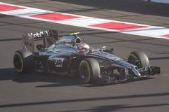 РУССКИЙ 2014 Grand Prix ФОРМУЛЫ 1 Стоковые Фото