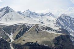 русский ossetia гор федерирования caucasus alania северный Стоковое Фото