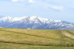 русский ossetia гор федерирования caucasus alania северный Стоковые Изображения RF