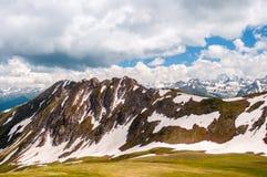 русский ossetia гор федерирования caucasus alania северный Стоковая Фотография