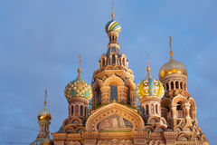 Русское зодчество Стоковое Изображение