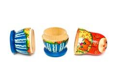 Русское matrioshka игрушки Стоковое Фото