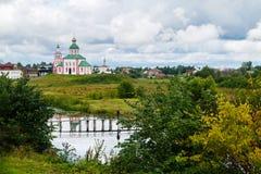 Русской православной церкви Стоковое Фото
