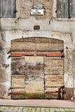 Рута Maziere в Боне Стоковое Изображение