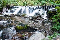 Ручеек горы стоковое фото rf