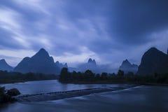 Ручеек потока горы Стоковые Фото